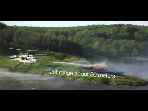 Russian Kamov Ka-32A11BCE helicopter