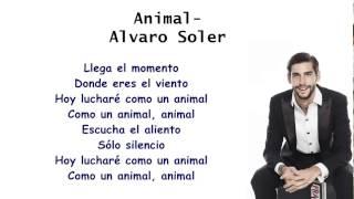 Скачать Álvaro Soler Animal Letra