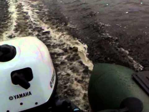 мотор лодочный yamaha f30