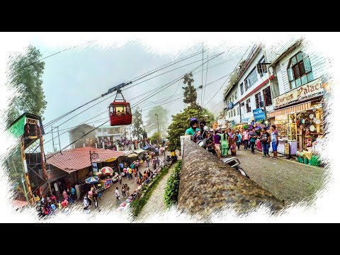 Magical Mussoorie Preview (4K Travel Inspiration TimeLapse)