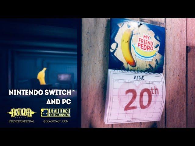 My Friend Pedro (видео)