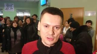 Mówi lider strajku pracowników socjalnych w Łodzi