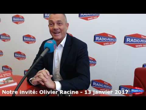L'interview d'Olivier Racine - Aventurier & Écrivain