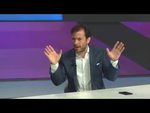 """@ramonmuchacho """"La oposicion debe pedir las sanciones al régimen"""". Aló Buenas Noches. Seg. 5"""