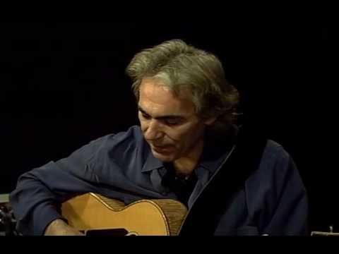 """Delia"" Performed By Woody Mann"