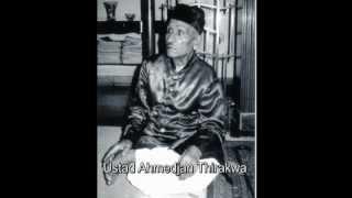 Ustad Ahmedjan Thirakwa -Tabla - Chalan-Rav