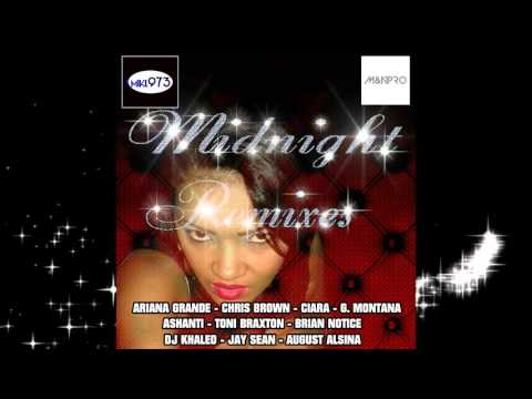 "MIX KIZOMBA PT3 ""ARIANA GRANDE - CIARA - CHRIS BROWN & More"""