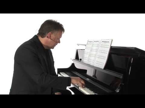 Beginner Level Piano Lesson on Satie Gynopdie No 2