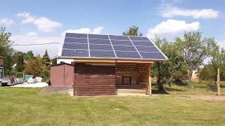 Wiosna a Panele Fotowoltaiczne  produkują coraz mniej prądu !? #FOTOWOLTAIKA