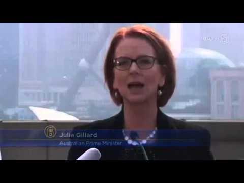 US Dollar Is DEAD!! - Australian PM Announces Direct Yuan Australian Dollar Trading