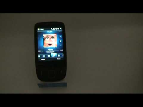 HTC Touch 3G Touch Flo 2D