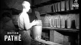 Steel Making By Hand (1949)