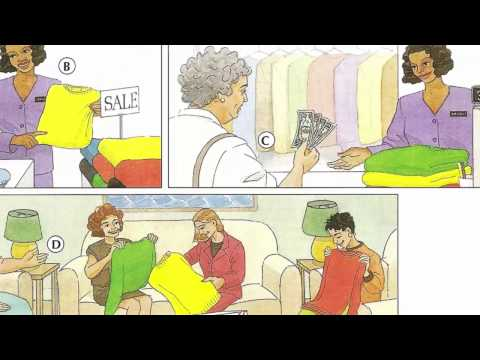 Oxford dictionary | Lesson 15: Shopping | Learn English | Oxford picture dictionary