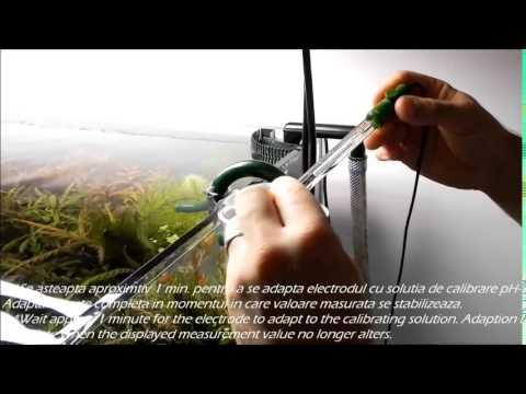 Dennerle CO2 pH Controller Evolution DeLuxe - calibreren