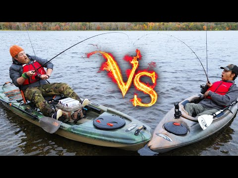 Sit On Kayak Vs. Sit In Kayak 2 Day Fishing Catch And Cook Adventure