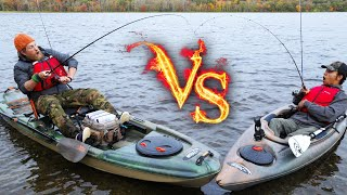 Download Sit On Kayak Vs. Sit In Kayak 2 Day Fishing Catch And Cook Adventure Mp3 and Videos
