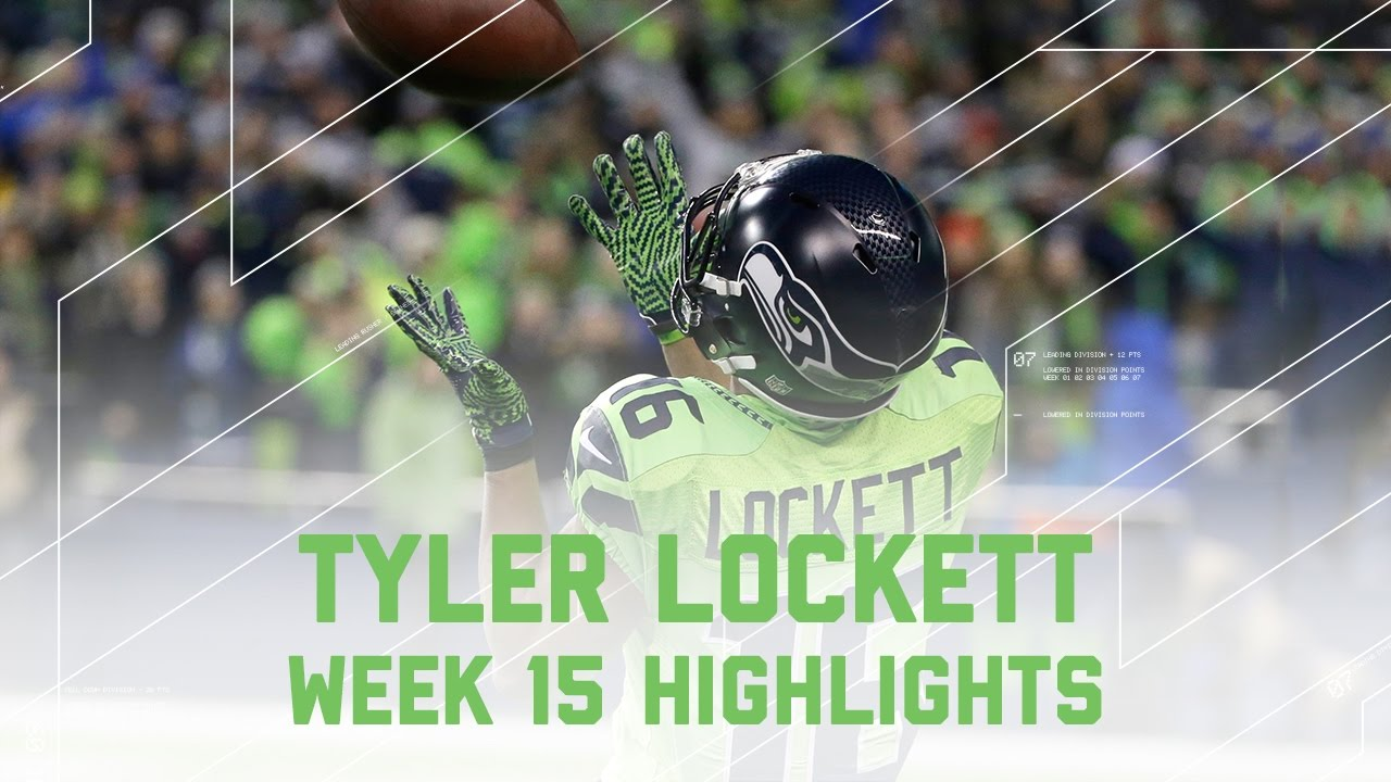 Tyler Lockett 7 Catches For 130 Yards 1 Td Rams Vs Seahawks Nfl Week 15 Player Highlights