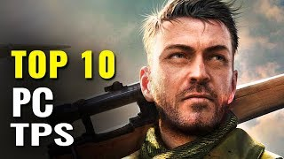 Top 10 PC Third Person Shooter Games of 2016, 2017 & 2018