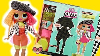 LOL Surprise OMG • Neonlicious Fashion Doll • cześć 2/4 • Toys Land