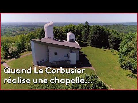 Quand Le Corbusier réalise une chapelle...