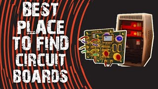 COLLECT CIRCUIT BOARDS CANNY VALLEY QUEST FORTNITE SAVE THE WORLD