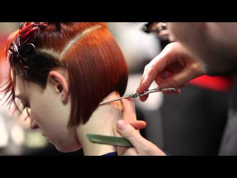 Sassoon Academy at ISSE Longbeach 2012