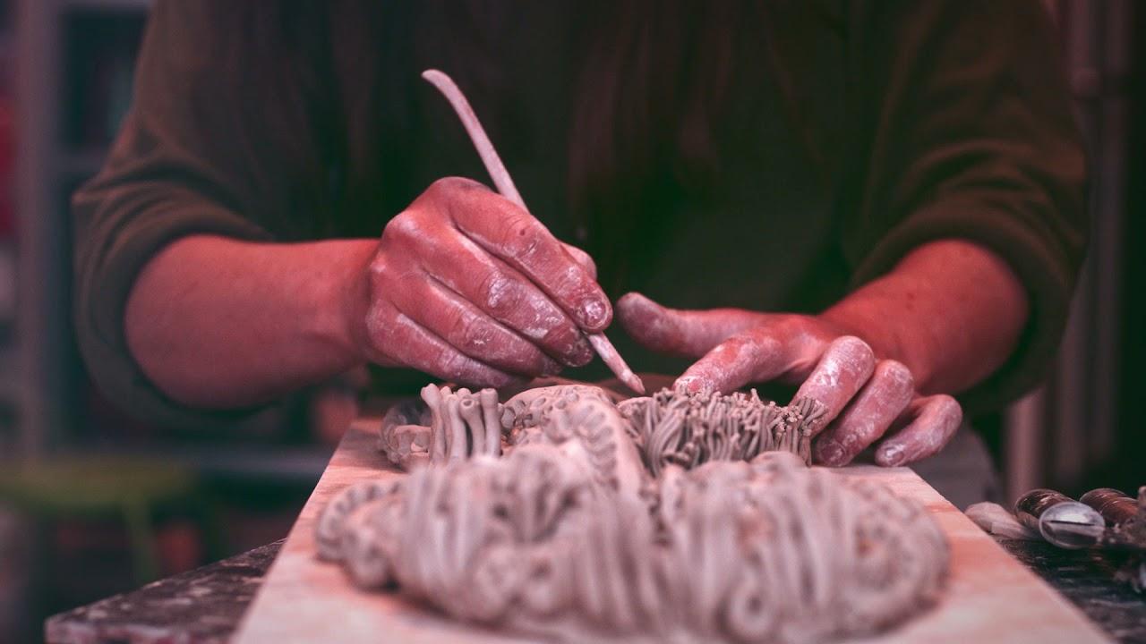 Virtual Tour | Ceramic studio | Tamar Yogev | The Netherland