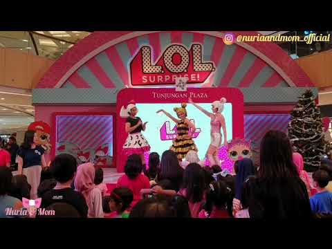 LOL Surprise LIVE SHOW - First in Indonesia