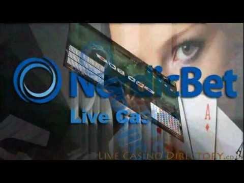 NordicBet Live Online Casino Review