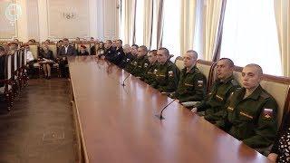 Новосібір облысында ''Бірыңғай күні әскерге шақырылушының''