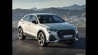 New Audi Q3 Sportback ll Test Drive_Review 2020///Новая Ауди Q3 Спортбэк ll...
