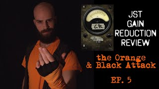 JST Gain Reduction Review - Orange & Black Attack E5