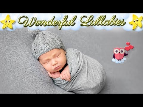 Super Relaxing Baby Lullaby For Sweet Dreams ♥ Best Soothing Musicbox Bedtime Music ♫ Good Night