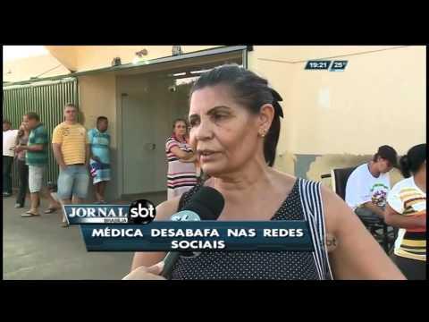 Médica Desabafa Nas Redes Sociais