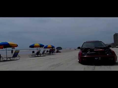 Daytona JDM Beach Day 2017