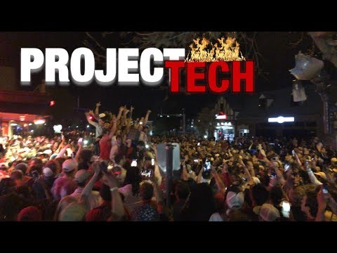 PROJECT TECH!!! After Event In Lubbock Tx, Into The NCAA Championship!