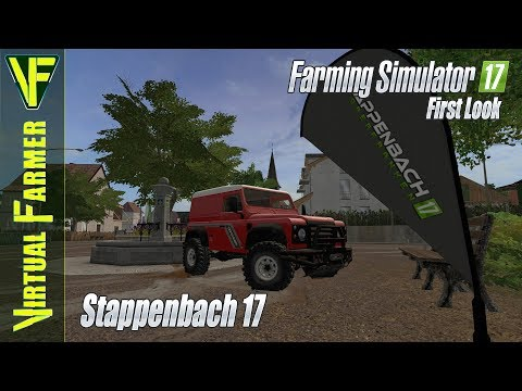 Stappenbach 17 by LS-Modcompany: Farming Simulator 17 Map First Look