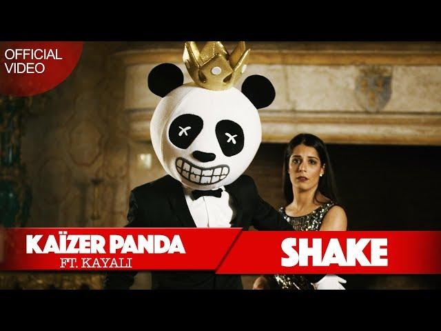 Kaïzer Panda - SHAKE  (ft. Kayali) (Official Video)  [ 👻 : Kaizer-panda]
