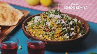 Gobble   Lemon Semiya   लेमन सेमिया   Super Yummy & Easy Recipes thumbnail