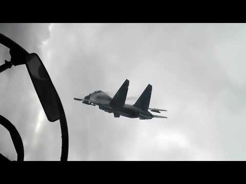 Check Out NEW 4+ Generation Su-30SM Fighter IN ACTION