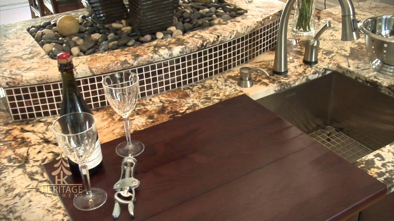 Heritage Kitchens CTV Television Network Kitchen And Bath Commercial