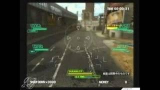Phantom Crash Xbox Gameplay - Red guy