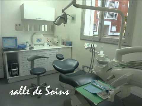 visite du cabinet dentaire dentiste courbevoie youtube. Black Bedroom Furniture Sets. Home Design Ideas