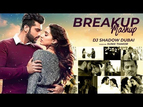 Breakup Mashup 2018 | DJ Shadow Dubai | Lost in Love | Midnight Memories | Sad Songs | Full Video HD