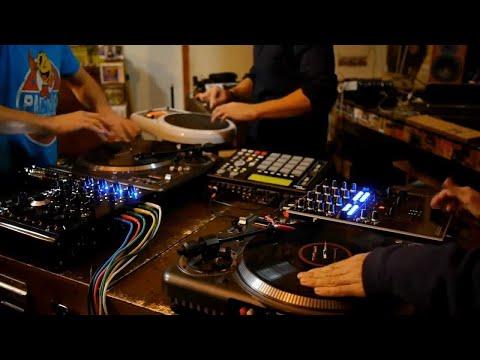Scratch Bandits Crew - Break Ya Neck Remix