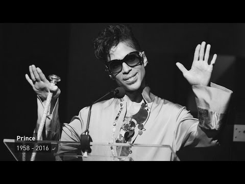 RIP Prince: Music legend dies at 57