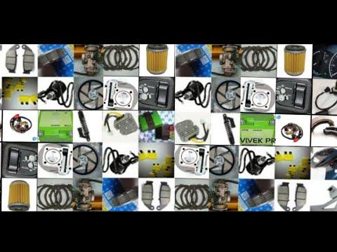 Pulsar 150 Spare Parts List
