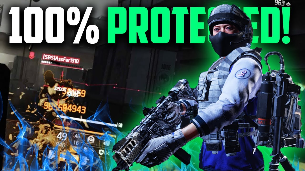 The Division 2 - THIS BUILD IS A *MUST HAVE* IN TU10 FOR PVP | 100% HAZARD PROTECTED + MAX CRITS!