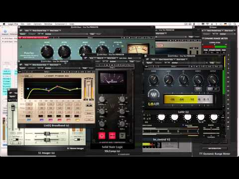 Online Mastering Course - An Industry Example - Step-by-step Mastering Guide