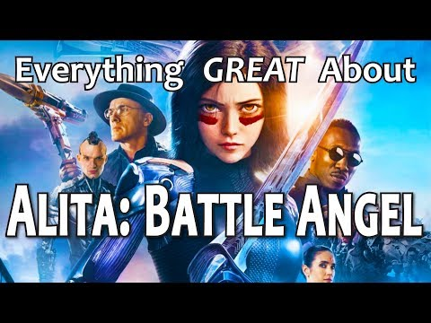 Everything GREAT About Alita: Battle Angel!